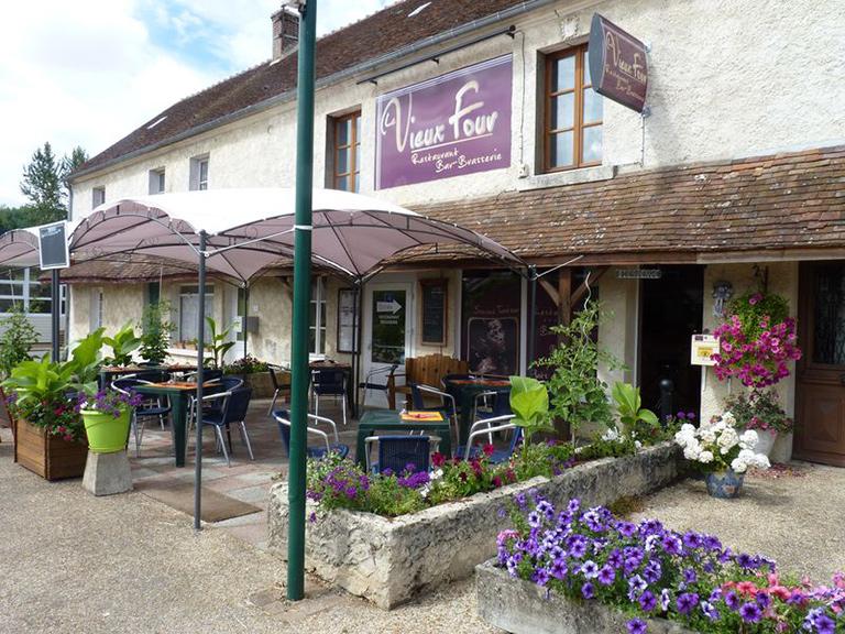 Restaurant Le Vieux Four :  une belle découverte !