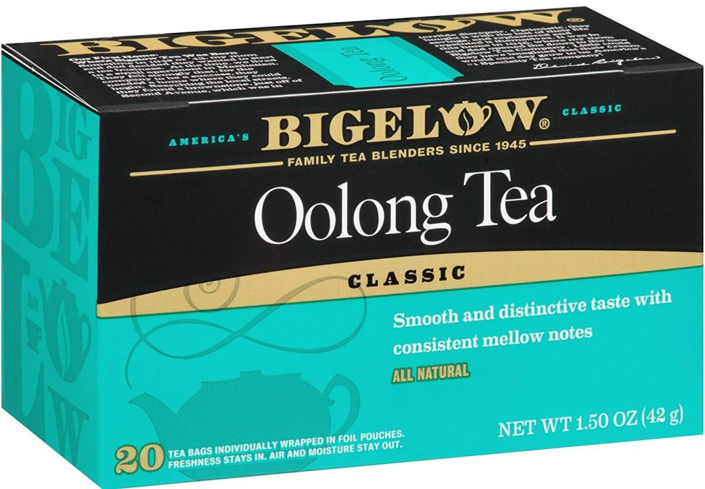 Bigelow Green Tea for Anxiety, Stress, and Depression