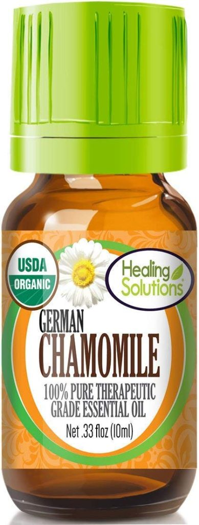 Chamomile Peace and Calming Essential Oil Blend Recipe