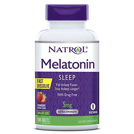 Melatonin vs Zzzquil 1