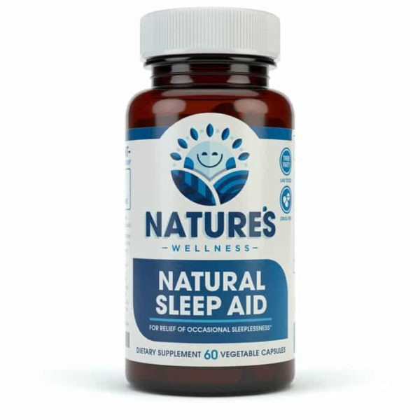 Nature's Wellness Natural Sleep Aid Review