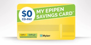 EpiPen Copay Card