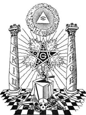 Всевидящее око, его происхождение и оккультное значение. : unknown world