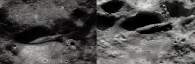 Сверхсекретная миссия «Аполлон 20» — огромный сигарный НЛО и женщина инопланетянка. Apollo-20-secret-mission2