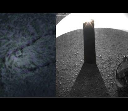 Инопланетные монолиты, обнаружены на Марсе и его луне Фобосе. 1577171443_716_quotExtraterrestrialquot-explorers-allegedly-built-Monoliths-on-Mars-and-the-Phobos33
