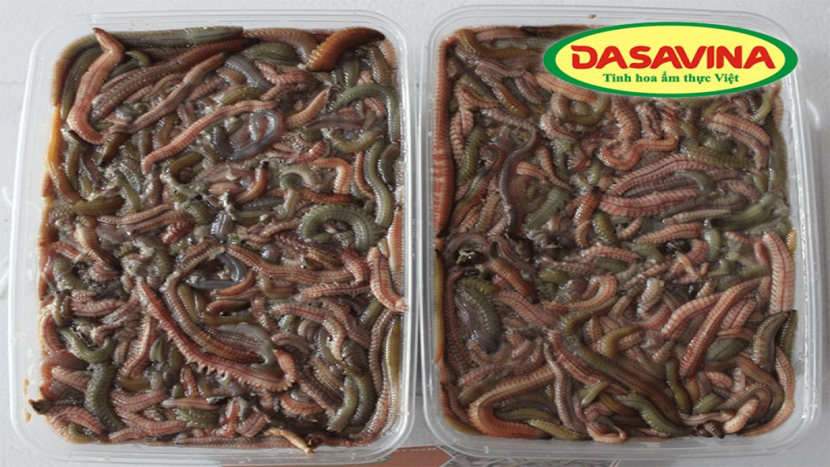Рецепт вкусного омлета с червями
