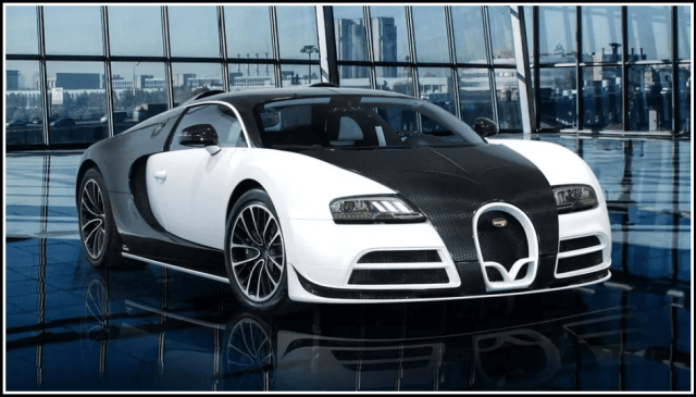 LIMITED EDITION BUGATTI VEYRON BY MASORY VIVERE