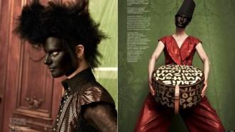 blackface fashion