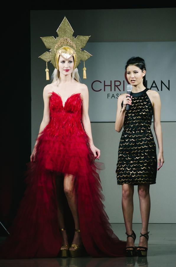 unwrinkling research on religion christian fashion week julia chew xiaolin