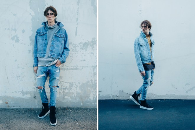 Fear of God fourth collection jerry lorenzo christian