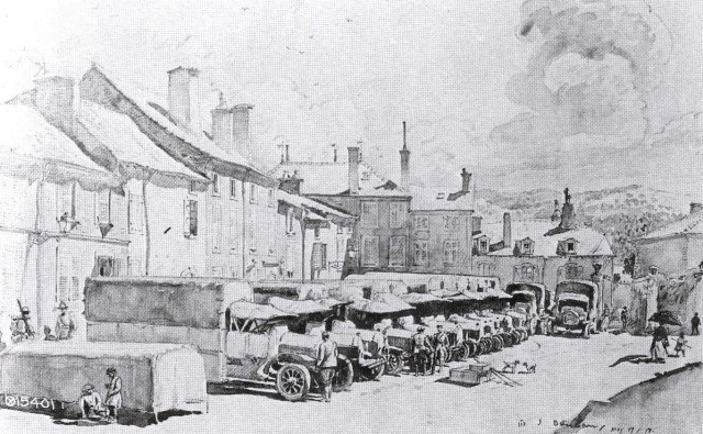 15401 French Auto Trucks