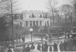 Suffragists picket White House. 165-WW-600-A7