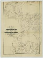 Annotated Map of Portions of Desha and Chicot Counties, Arkansas, and Washington and Bolivar Counties, Mississippi, Skipwith District., Part 1. NAID 26465538. https://catalog.archives.gov/id/26465538
