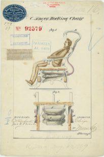 C. Singer's Rocking Chair https://catalog.archives.gov/id/18558022