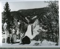 Lower Yellowstone Falls. 377-C-32