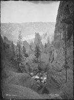 Tower Creek, Yellowstone. 57-HS-80
