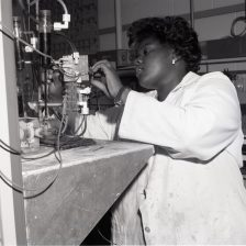 """""""Women's Career Day Images."""" Date Taken: October 1978 (Local ID: 255_GRC_1978_03783)"""