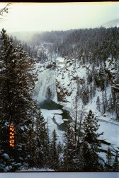 Falls, Yellowstone National Park (Local Identifier: 412-EPD-mediaPSA000e.jpg)