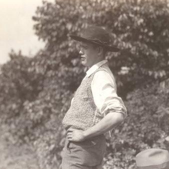 E. F. Allen. Photo number 30-N-40-735-A.
