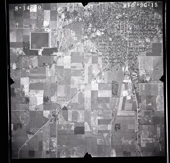 Aerial imagery example