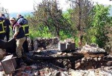 Yaşlı Kadın Evinde Çıkan Yangında Öldü
