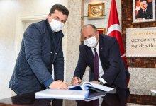 Ünye OSB'nin Altyapı Yapım Sözleşmesi İmzalandı