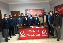 MHP'den Yeniden Refah'a Ziyaret…