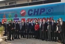 CHP'li Faik Öztrak Ünye'ye Geliyor…