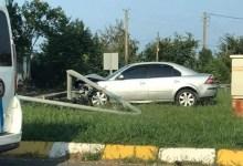 Cezaevi Sapağındaki Kazada 3 Kişi Yaralandı!