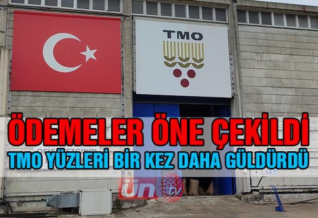 TMO Ödeme Tarihini Öne Çekti!