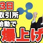 暗号通貨6月3日最新チャート速報【仮想通貨】