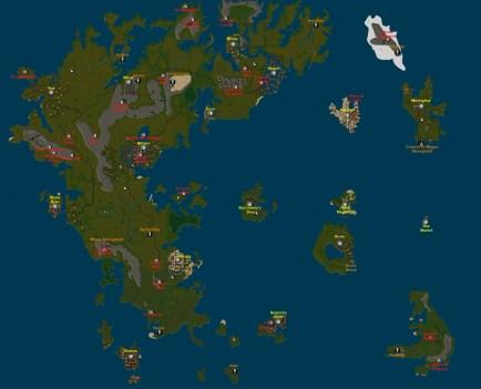 Image result for ultima online map