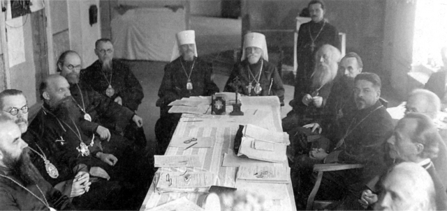 Synod of Ukrainian Bishops Abroad, 12-15 May, 1947