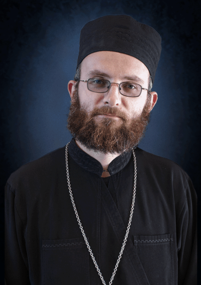 Ієрей Мирослав Шмигельський<br />Rev. Fr. Myroslaw Shmyhelskyy