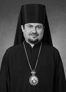His Grace, Bishop ILARION (Rudnyk)
