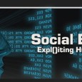 "Social Engineering Capture the Flag makes it second appearance at DEFCON, bringing back Chris Hadnagy, Mati Aharoni, Jim O'Gorman and Paul Hand from the social engineering website ""Social-Engineer.org"". Social Engineering […]"