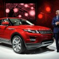 The exciting five-door version of the all-new Range Rover Evoque made its global public debut at the 2010 Los Angeles Auto Show on November 17, 2010.
