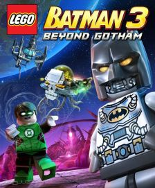 Lego Batman 3 - Beyond Gotham cover
