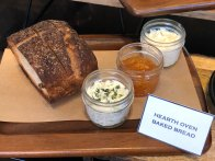 Hearth Oven Baked Bread - $4.00