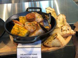 Hearthstone Seafood Bake - $25.00