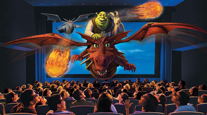 Shrek-4D Closing Permanently in January 2022