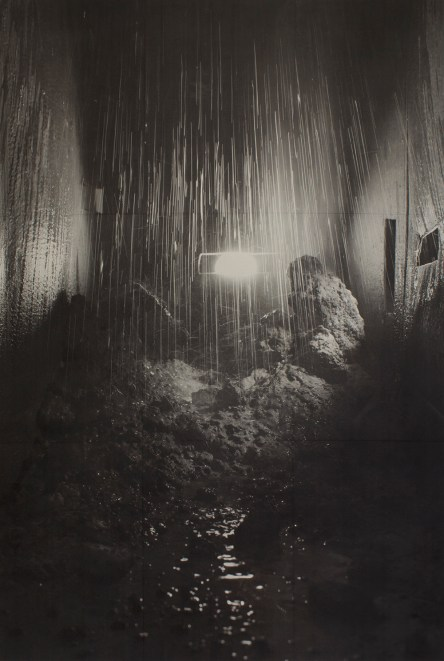 Storm II, 2017, Digital Print, 6 x 9'