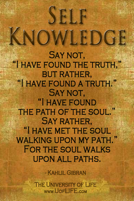 Image result for images paths  self knowledge