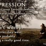 Depression is Simple
