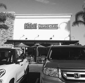 The Habit is currently one of the most popular places for USD students to get a burger. Henley Doherty/The USD Vista