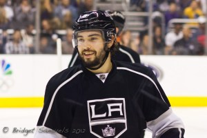 Drew Doughty of the Kings has two Stanley Cup rings.  Photos Courtesy of Bridget Samuels and Dinur/Flickr