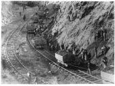 La Zarza open mine, Huelva,1887, GUA ref: UGD57/11/5