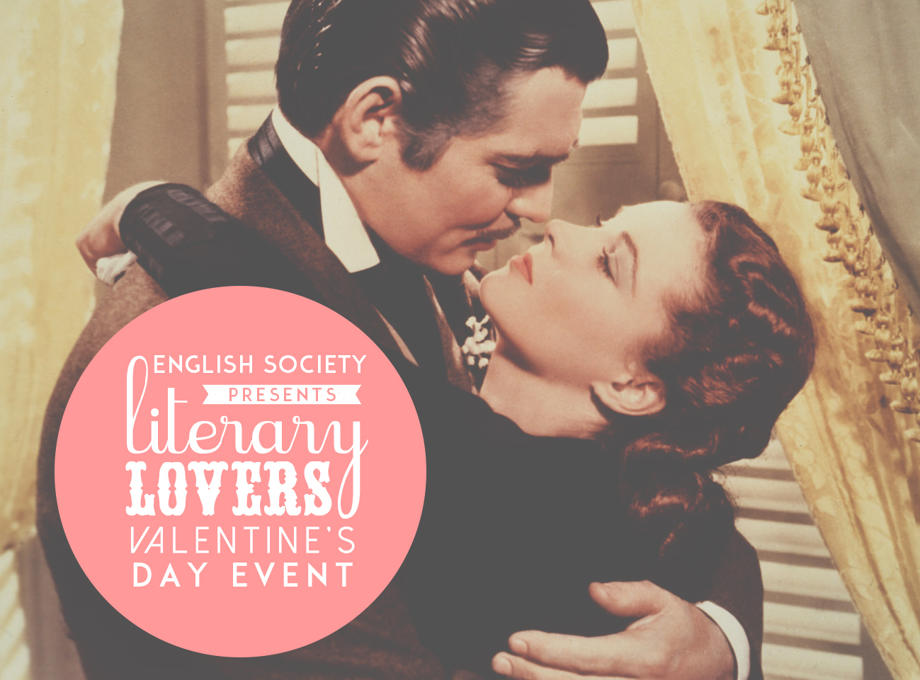 Literary Lovers Valentine's Event