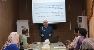 The faculty of Nursing holds a workshop about clarifying the task of exams and auditing committees