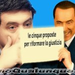 Andrea Orlando il consigliere giuridico ideale di Berlusconi
